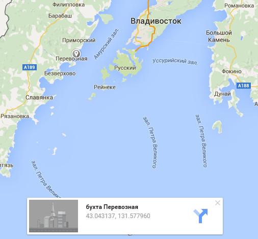 Посмотреть где находится судно