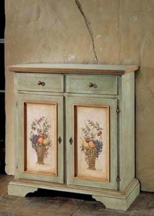 Реставрация мебели своими руками в стиле прованс