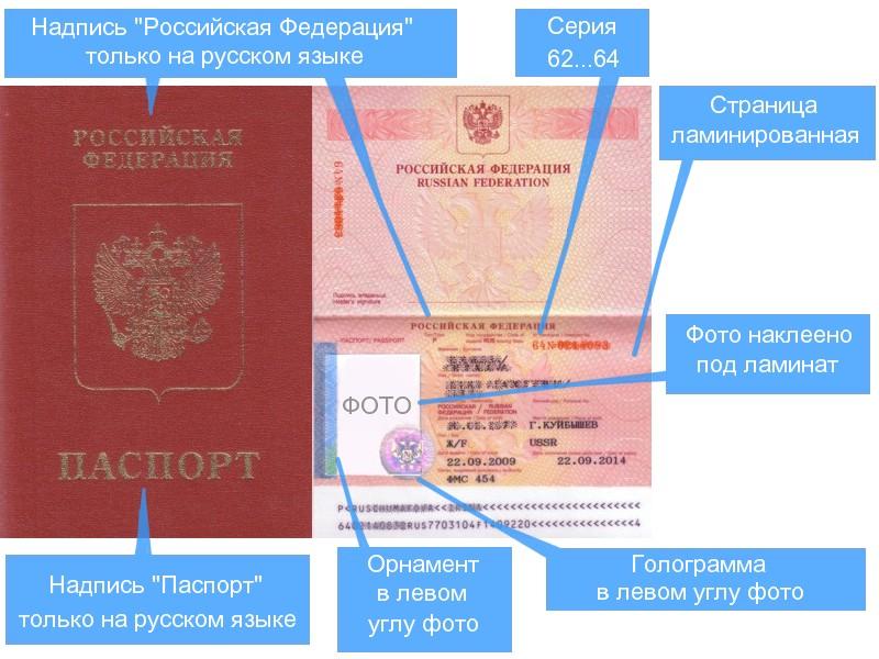Паспорт ученика своими руками