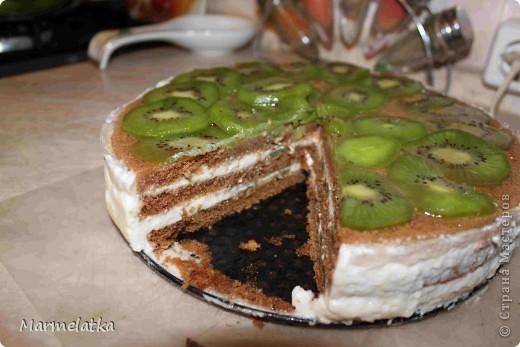 Рецепт торта с покупными коржами бисквитными