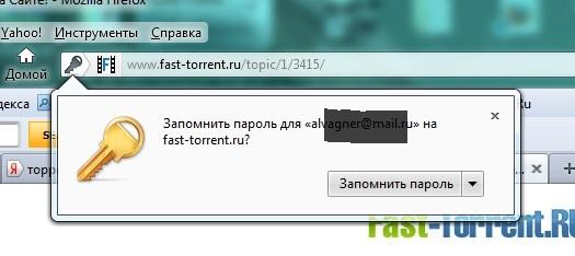 Как сделать так чтобы сайт не запомнил пароль
