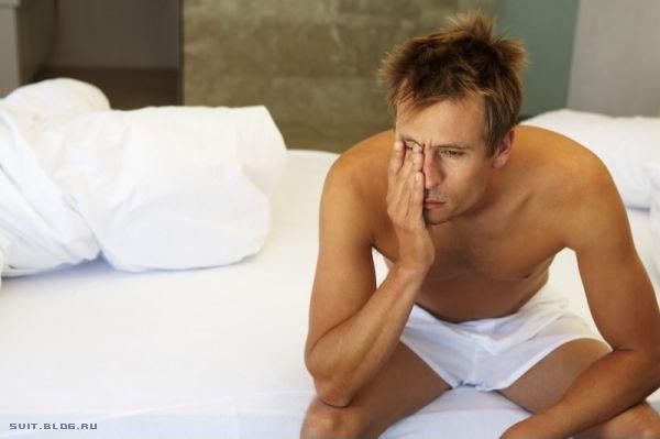 Почему с утра у мужчин стоит фото