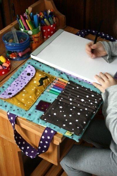 Как сделать своими руками альбом для рисунков