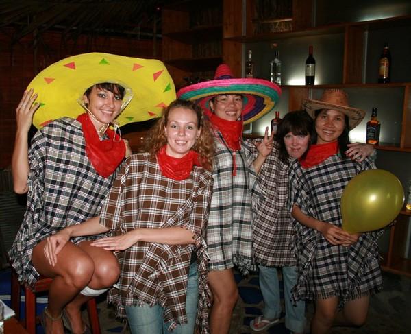 Что одевать на мексиканскую вечеринку