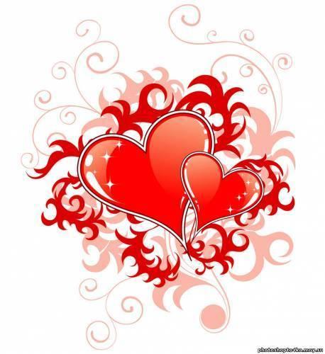 Heart en vector