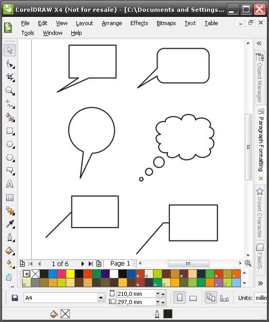 Как сделать красивую надпись на картинке в паинте - Шкаф и точка