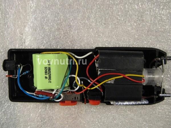Как сделать зарядник на электрошокер