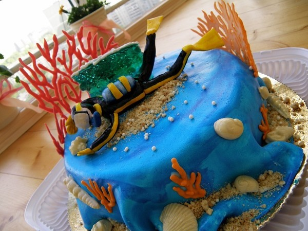 Поздравление подводному охотнику с днем рождения