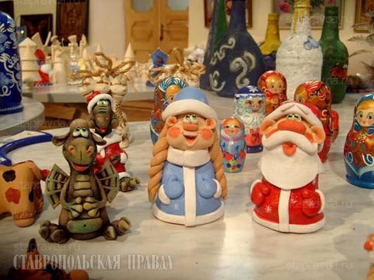 Рождественская ярмарка своими руками