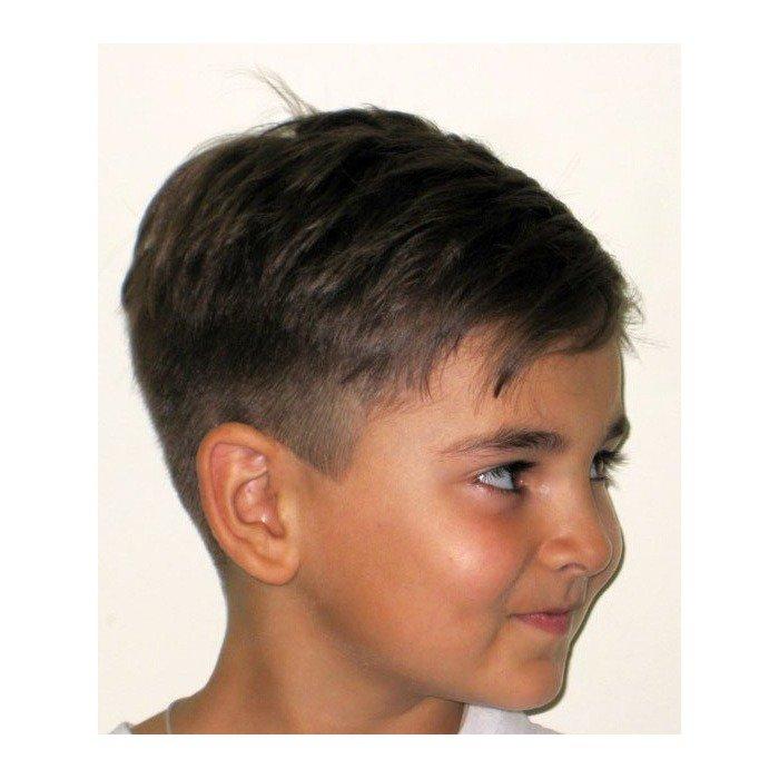 Прическа шапочка для мальчиков