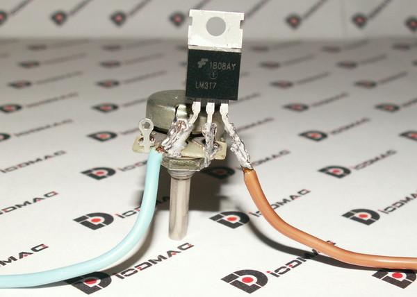 Простой стабилизатор для светодиодов своими руками 165