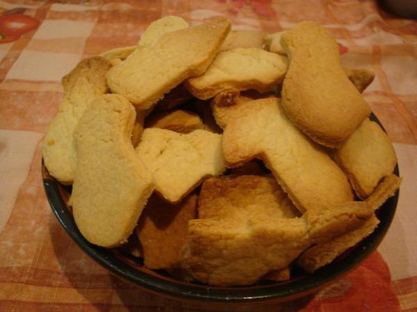 Как Приготовить Печенье Из Творога В Домашних Условиях