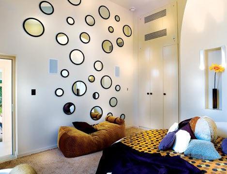 Mirror design for