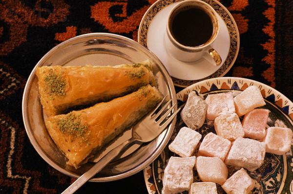 Мучная халва дагестанская рецепт
