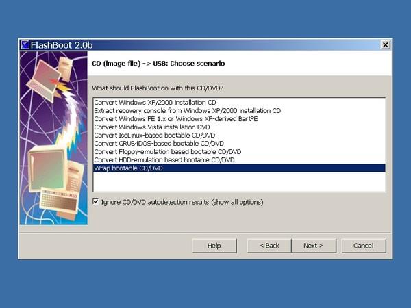 Как сделать загрузочную флешку с windows xp с winsetupfromusb