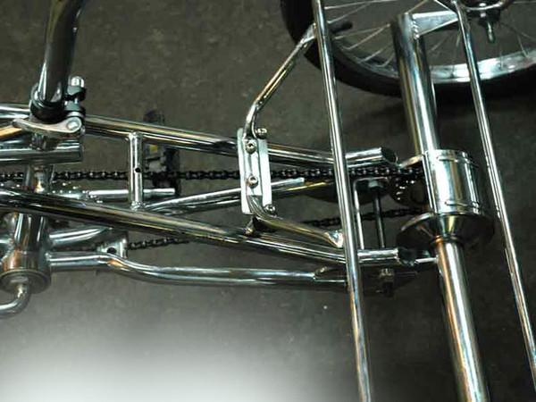 Как сделать задний мост для трёхколёсного велосипеда