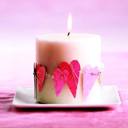 Подарки свечи с фото 799