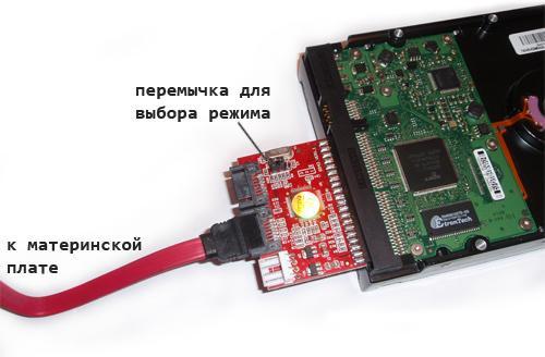 Serial ata harddiskleri evvelinde ide ve ssci harddisk depolama ürünleri kullanılıyordu