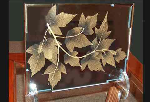 Поделки из скелетированных листьев своими руками фото - Классные поделки своими руками