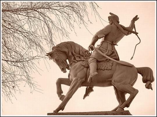 Как нарисовать салавата юлаева на коне поэтапно