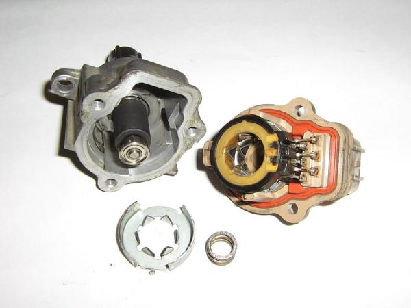 Idle air control valve appearance p idle air control valve appearance/p