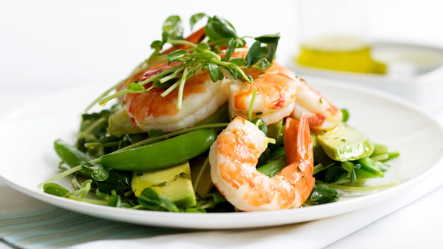 простые салаты рецепты с фото без майонеза