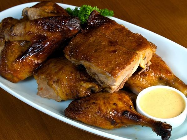 Блюда из жареной утки рецепты
