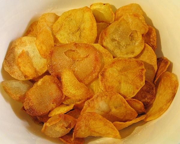 Фото рецепты как приготовить чипсы
