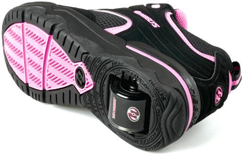 Как сделать кроссовки с колесиками