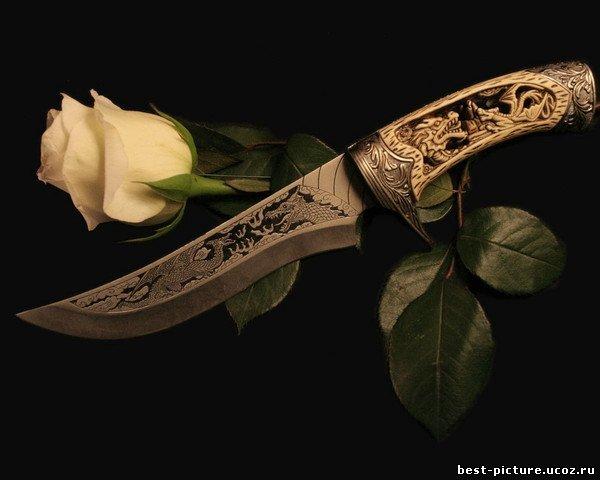 Нож с зажигалкой  № 612889 без смс