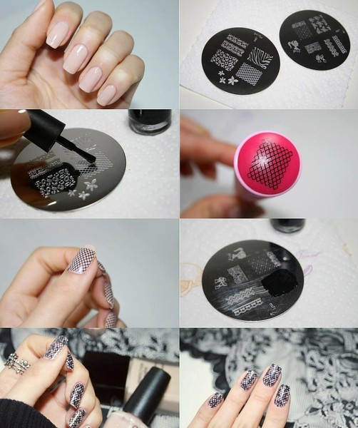 Как сделать штампы для стемпинга своими руками в домашних условиях