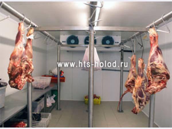 Морозильная камера своими руками для мяса