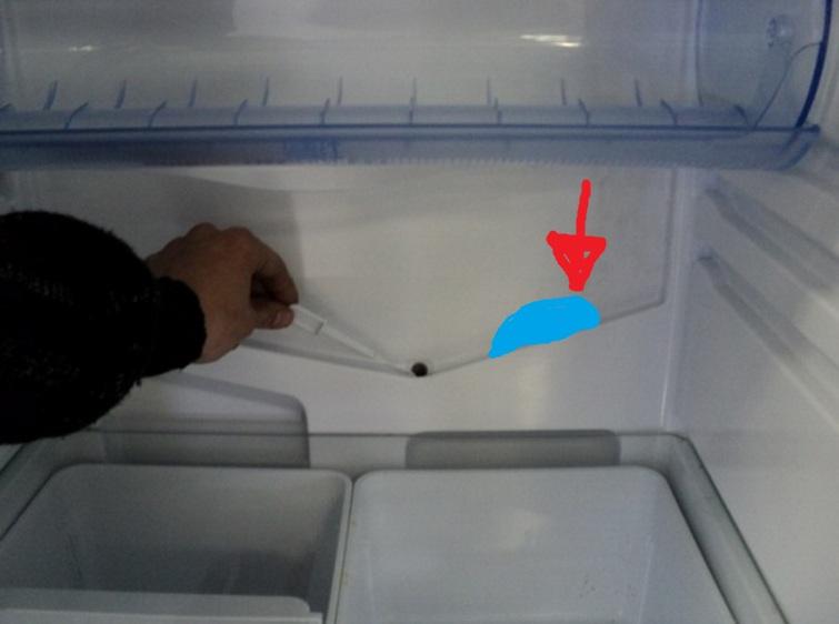 Почему в холодильнике скапливается конденсат