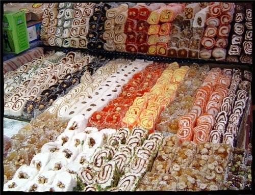Из чего делают турецкую пахлаву