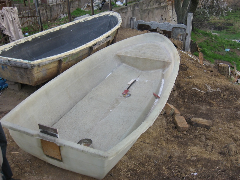 Изготовление стеклопластиковой лодки своими руками