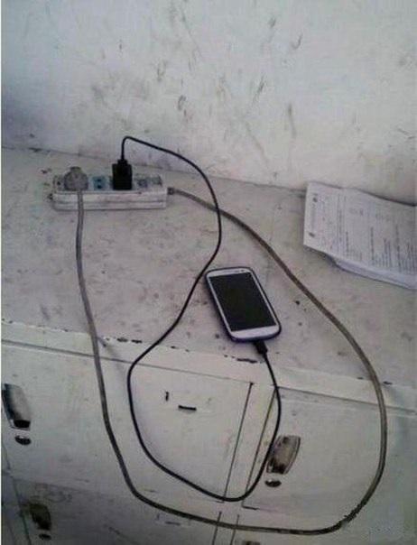 Что делать если зарядка сломалась в телефоне