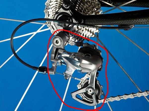 Переключение передач на велосипеде своими руками
