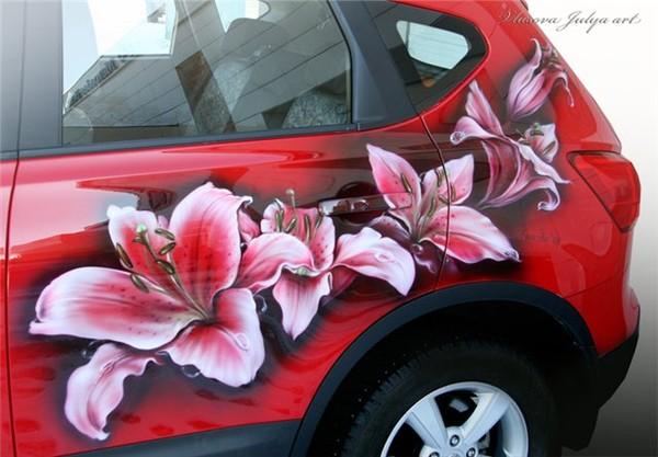 Пленка для автомобиля: разновидности