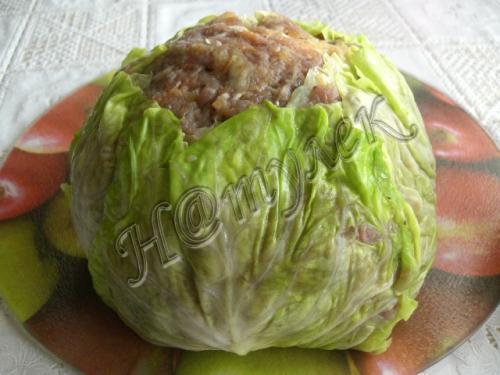 необычные блюда из капусты белокочанной