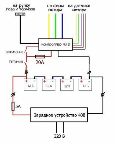 Ремонт контроллера электровелосипеда своими руками