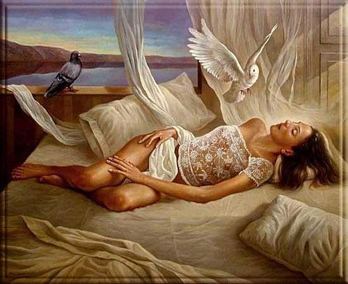 Как сделать так чтобы снились только хорошие сны