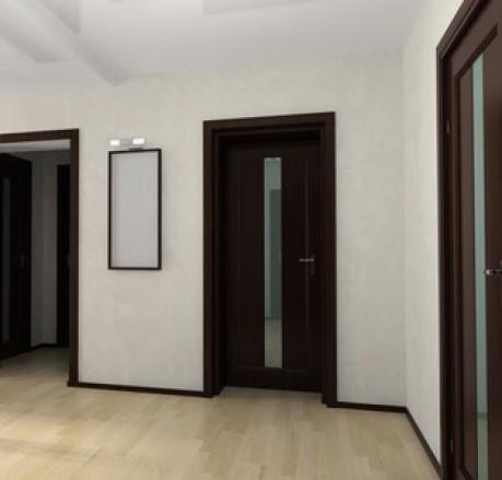 Дизайн цвета ламината и дверей