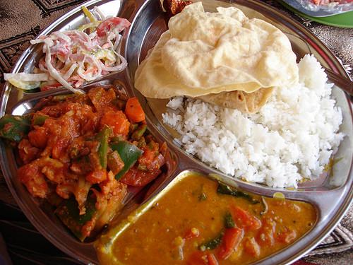 Индийские блюда в домашних условиях
