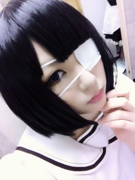 Пиратская повязка на глаз своими руками фото