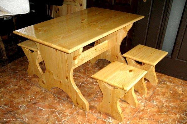 Как делать стол