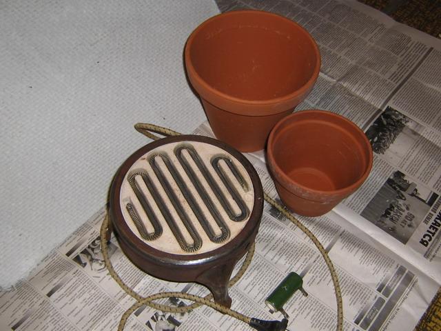 Как сделать керамику для электроплитки