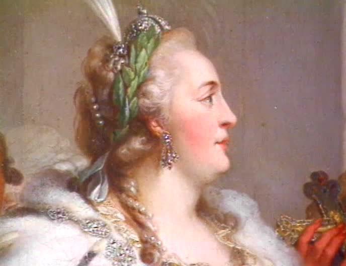 Ответы@Mail.Ru: Екатерина Великая, как личность. Ее характер и т. д.