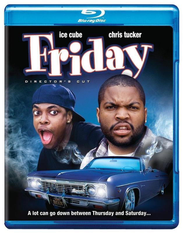 Friday the movie meme