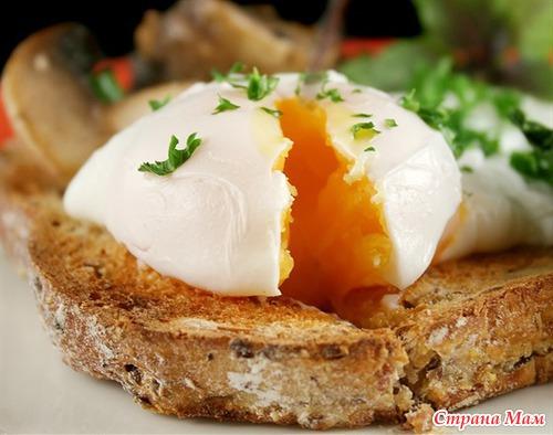 Яйца пашот как приготовить