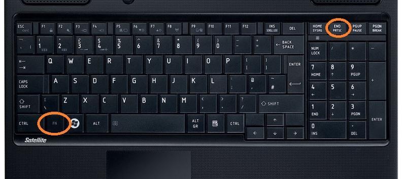 Как сделать скриншот на компьютере acer